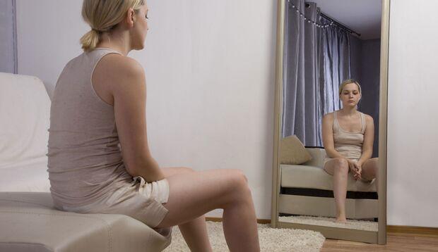 Manche Frauen sind krankhaft unzufrieden mit ihrem Äußeren