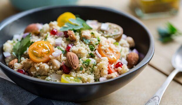 Mandeln passen gut zur orientalischen Küche