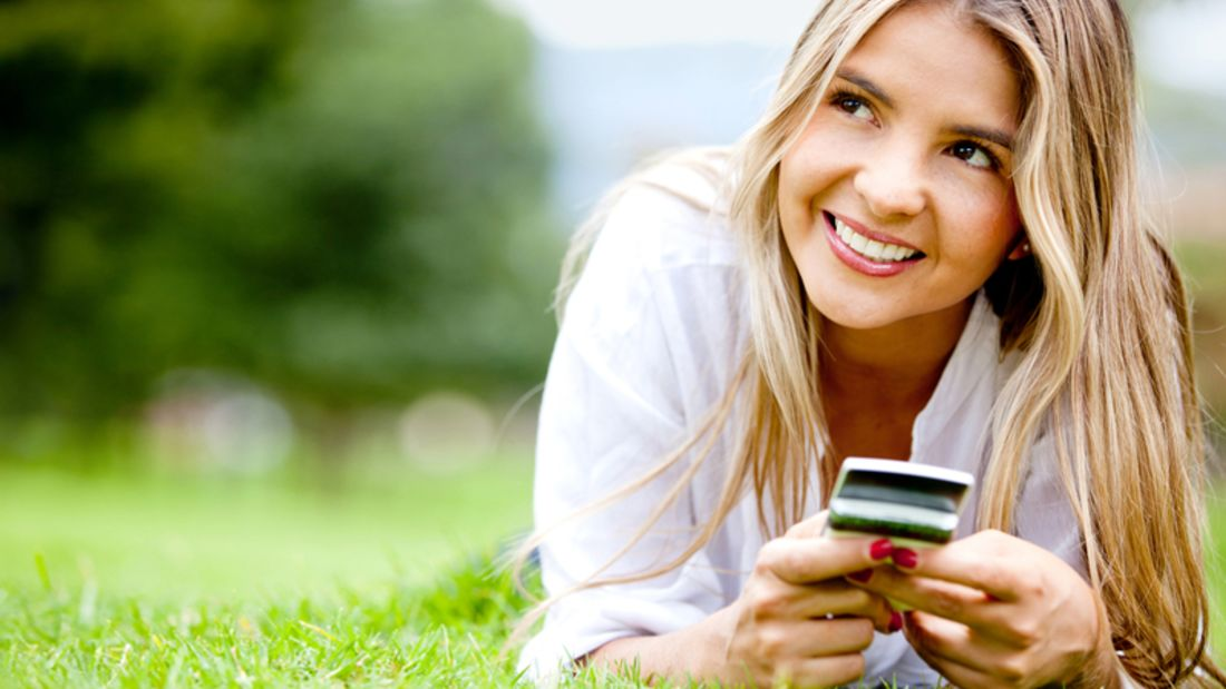 Mann per SMS anmachen?