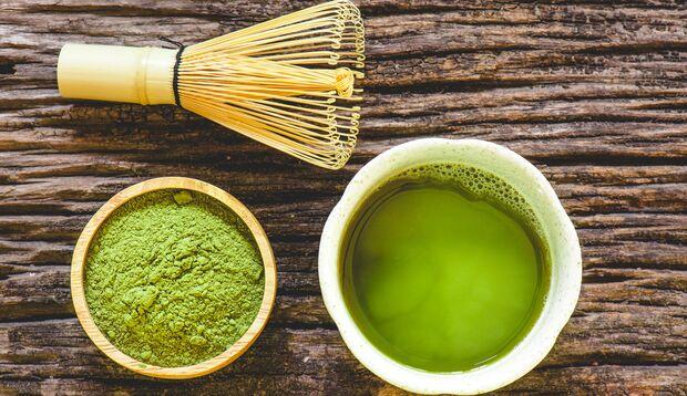Matcha Tee bekämpft Cellulite