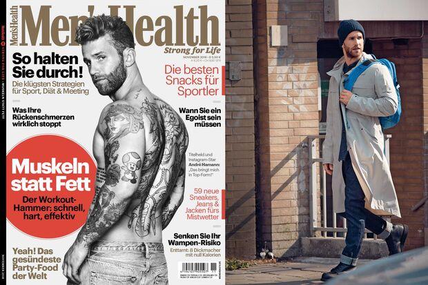 Men's Health Andre Hamann
