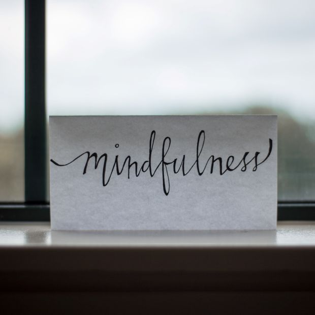 Mindfulness Notiz