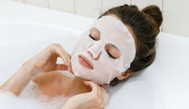 Mit Gesichtsmasken lässt sich herrlich entspannen