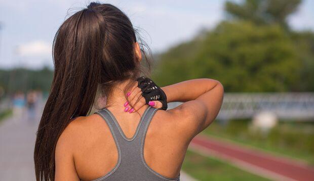 Mit Wärme bekämpfen Sie Krämpfe und Vespannungen im Nacken