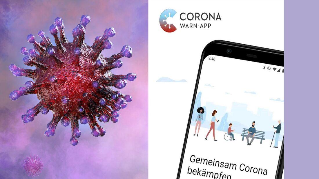 Mit der Corona-Warn-App will die Bundesregierung die Ausbreitung des Coronavirus eindämmen