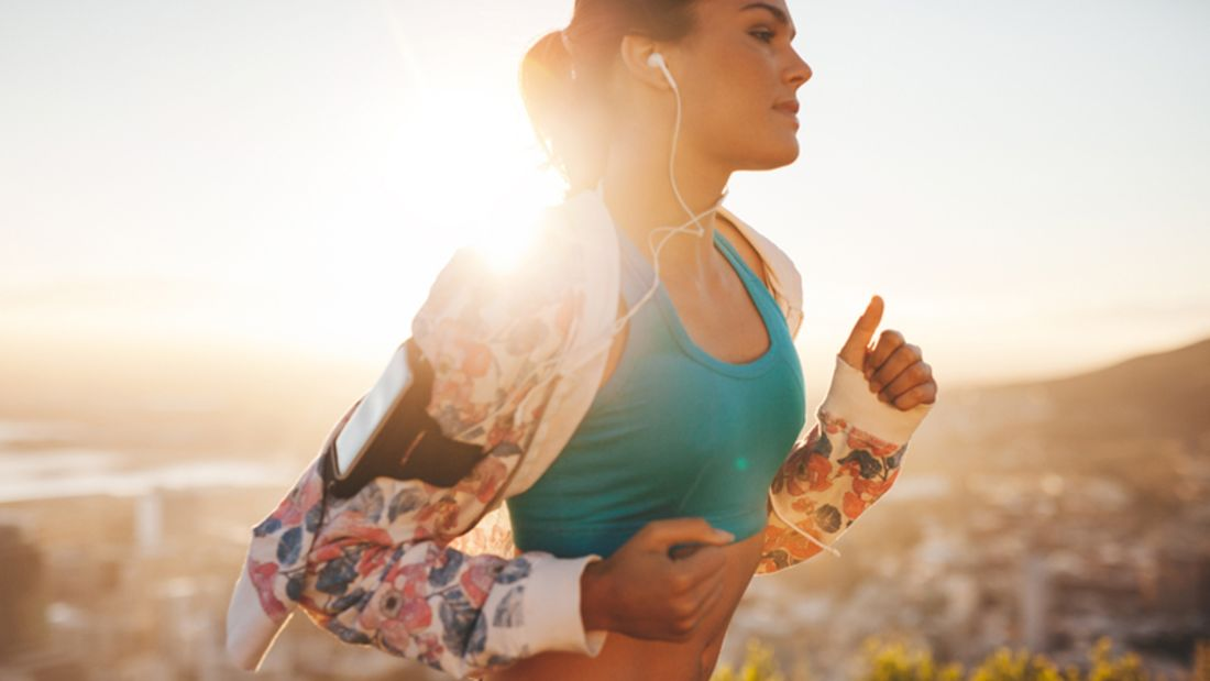Mit der richtigen Ernährung pushen Sie Ihr Ausdauertraining