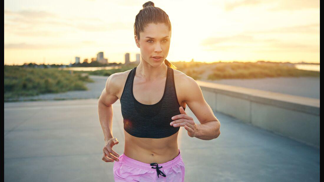Mit diesem Trainingsplan schaffen Sie die 10 Kilometer bald unter 60 Minuten