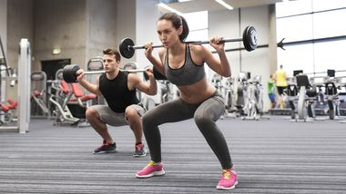 Mit uns erreichen Sie Ihre Fitness-Ziele