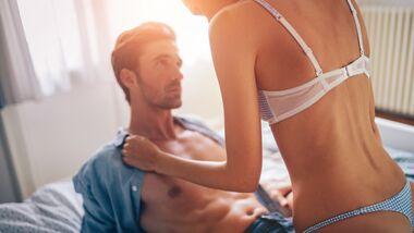Mit wem landen Frauen am häufigsten im Bett?