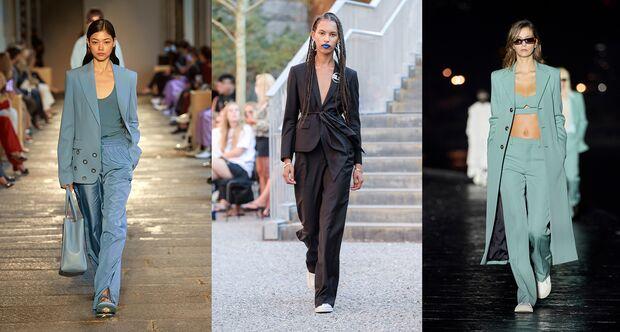 Modetrends 2021 - Anzüge
