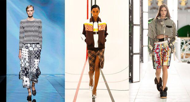Modetrends 2021 - Mustermix