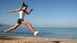 Motivation für Läuferinnen