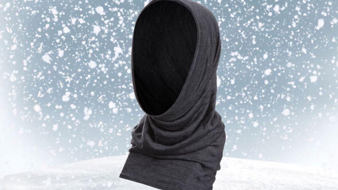 Multifunktions Kopfbedeckung von Buff, zirka 35 Euro, über Zalando
