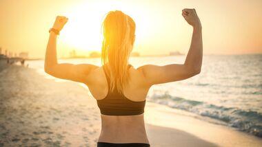 Muskelaufbau vegan