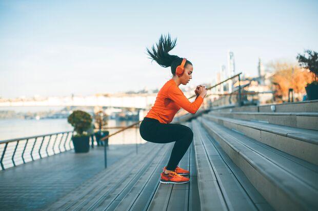 Muskeln brauchen Kohlenhydrate