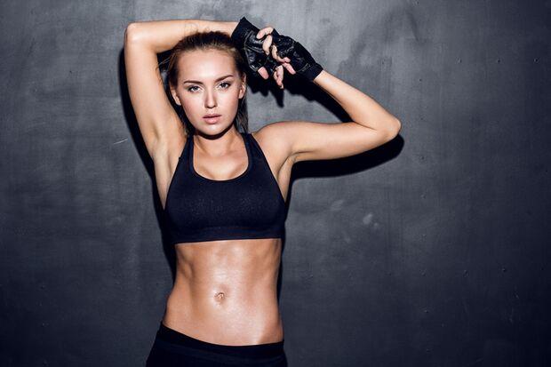 Muskeln erhöhen den Grundumsatz