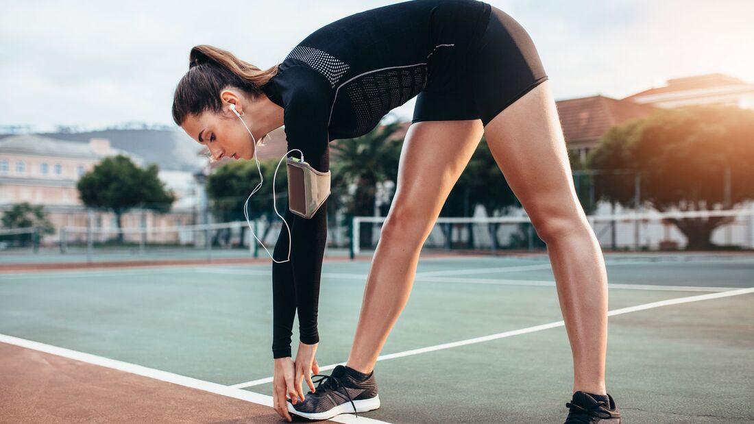 Muss man sich nach dem Sport eincremen?