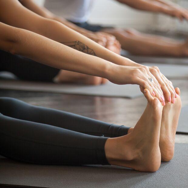 Nach der Bikram Yoga Stunde fühlst du dich stärker, straffer und beweglicher.