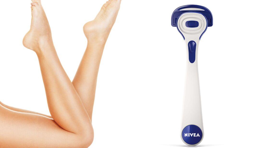 Nassrasierer zur Haarentfernung von Nivea