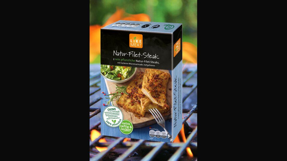Natur-Filet-Steak von LikeMeat