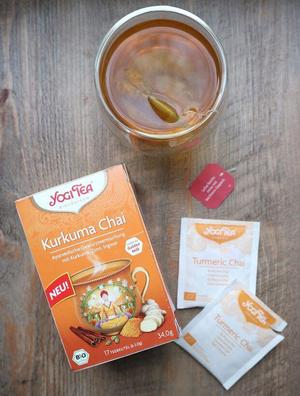 Neue Sorte von Yogi Tea