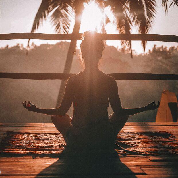 Nimm dir Zeit, um deine innere Mitte wiederzufinden