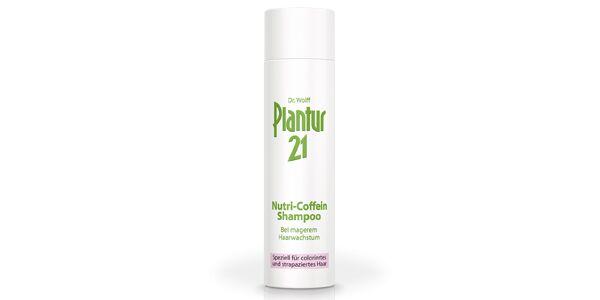 Nutri-Coffein Shampoo von Plantur 21
