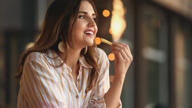 Pommes enthalten viel Fett und schnelle Kohlenhydrate