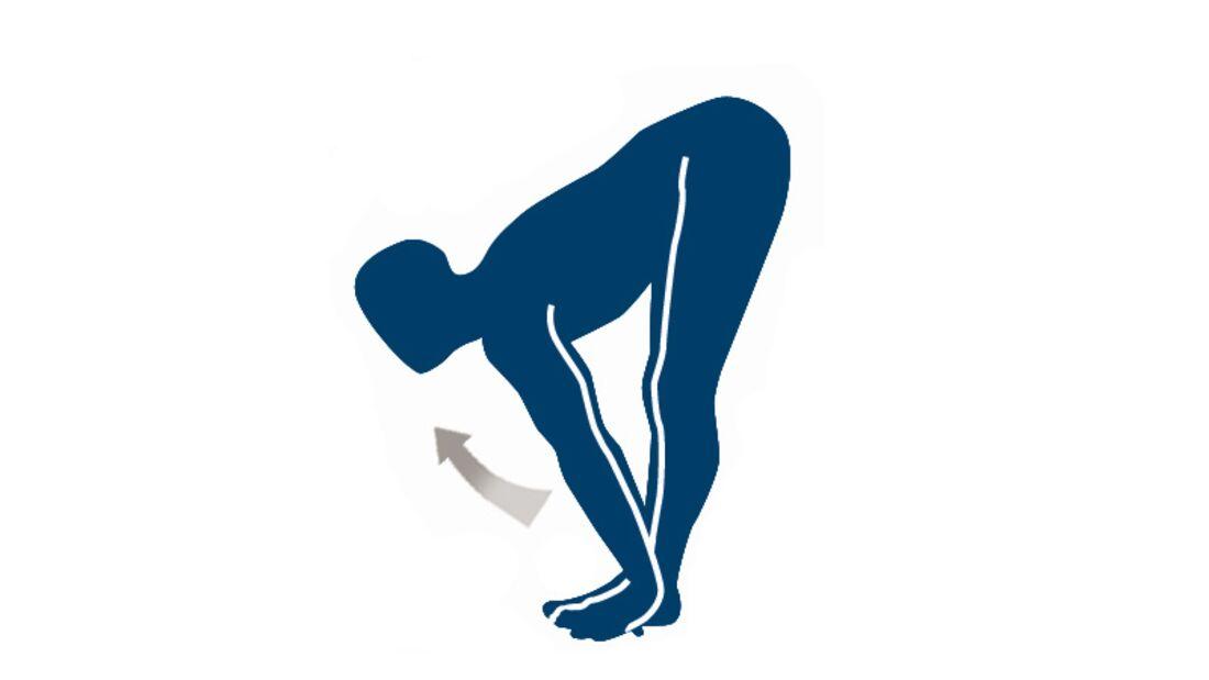 Position 3: Einatmen