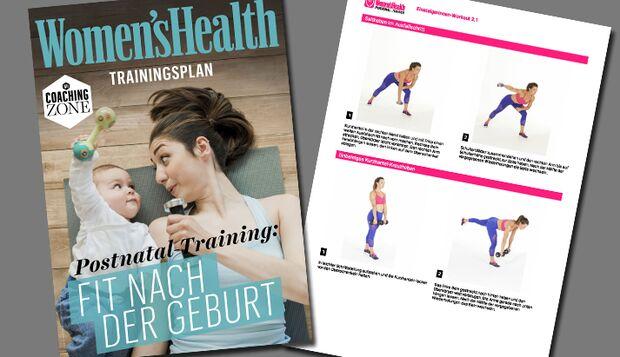 Postnatal-Training Trainingsplan
