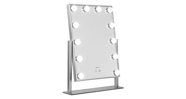 Professionaler Schminkspiegel mit LED-Lampen von Melur