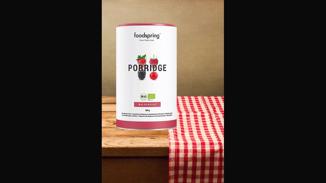 Protein Porridge Waldfrucht von Foodspring
