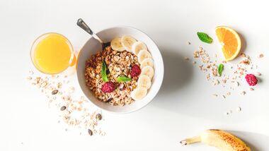 Proteinmüsli selber machen – so geht's