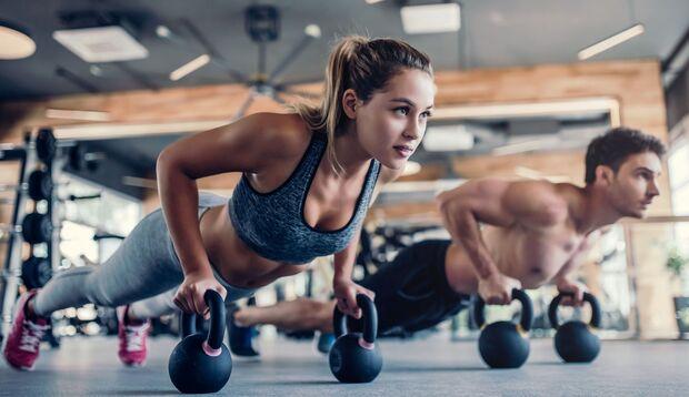 Proteinpulver lässt deine Muskeln wachsen