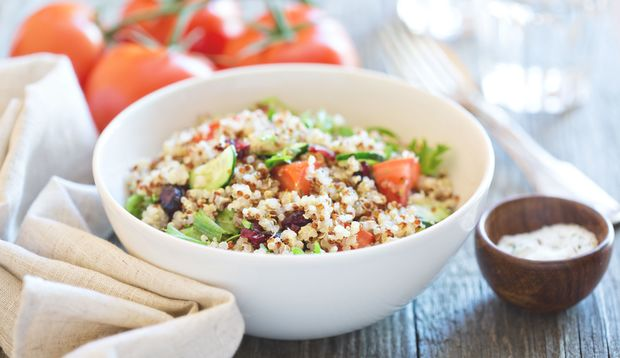 Quinoa ist ein Pseudogetreide