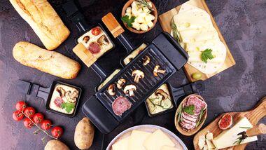 Raclette ist im Winter Pflicht