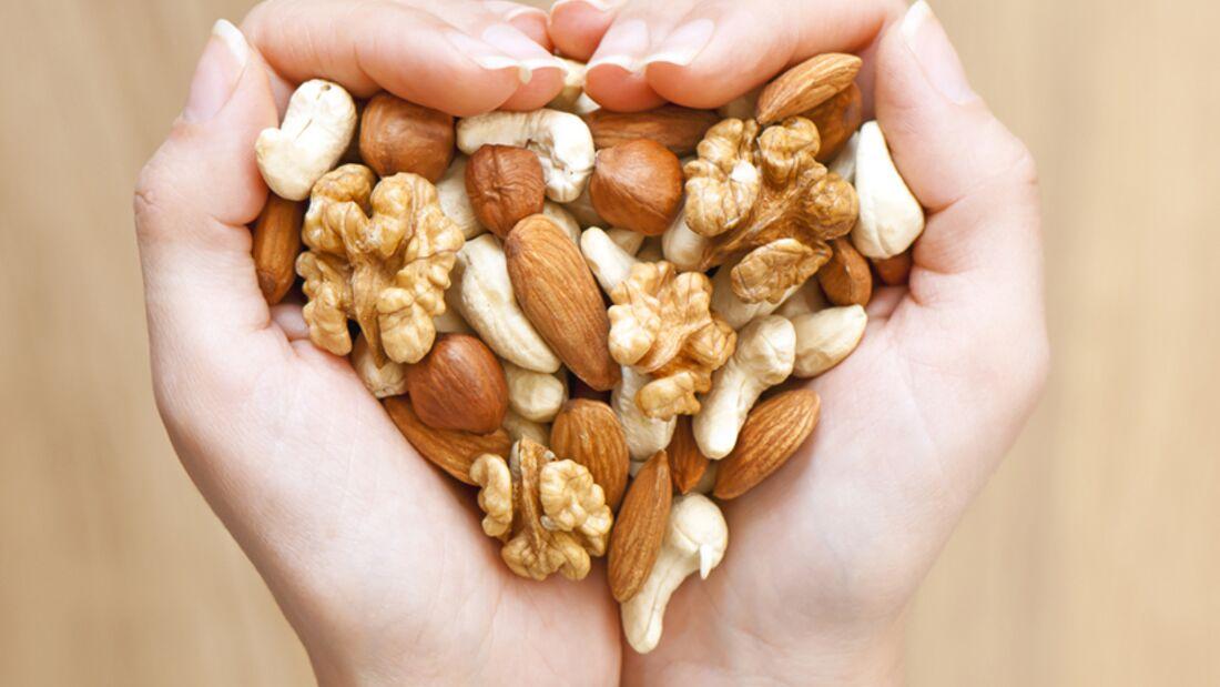 Radikalfänger Vitamin E schützt die Zellen