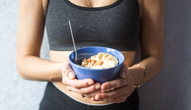 Richtig essen beim Sport