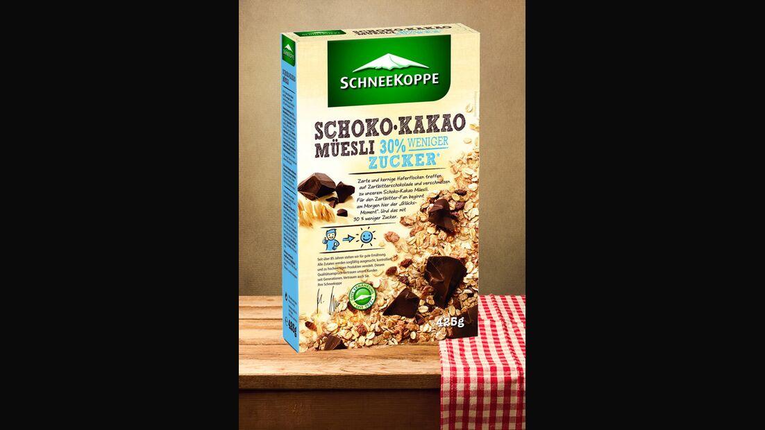 Schoko Kakao Müesli von Schneekoppe