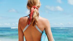 Sechs Frisuren für den Sommer