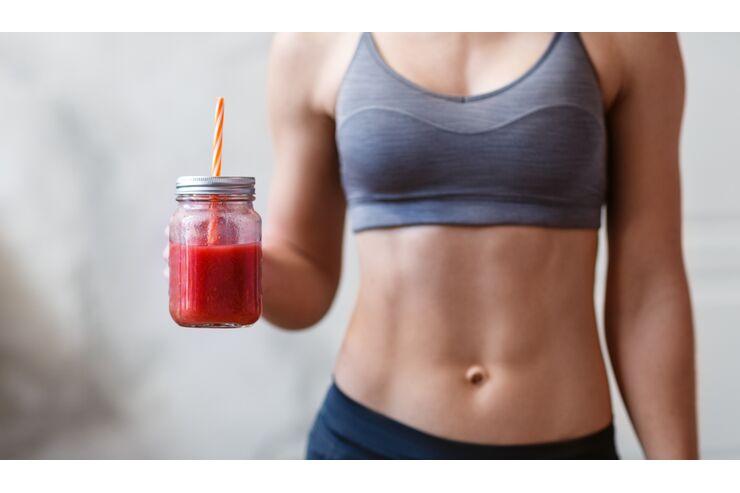 Smoothie zur effektiven Gewichtsabnahme e