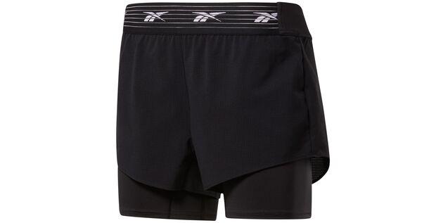 Shorts mit integrierter Innenhose schützen vor Scheuerstellen und unerwarteten Windböen.