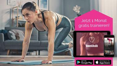 Sicher dir jetzt einen kostenlosen Monat in unserer Personal Trainer App
