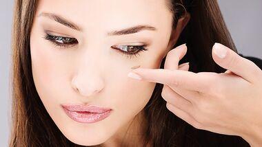 Sind Kontaktlinsen schädlich?