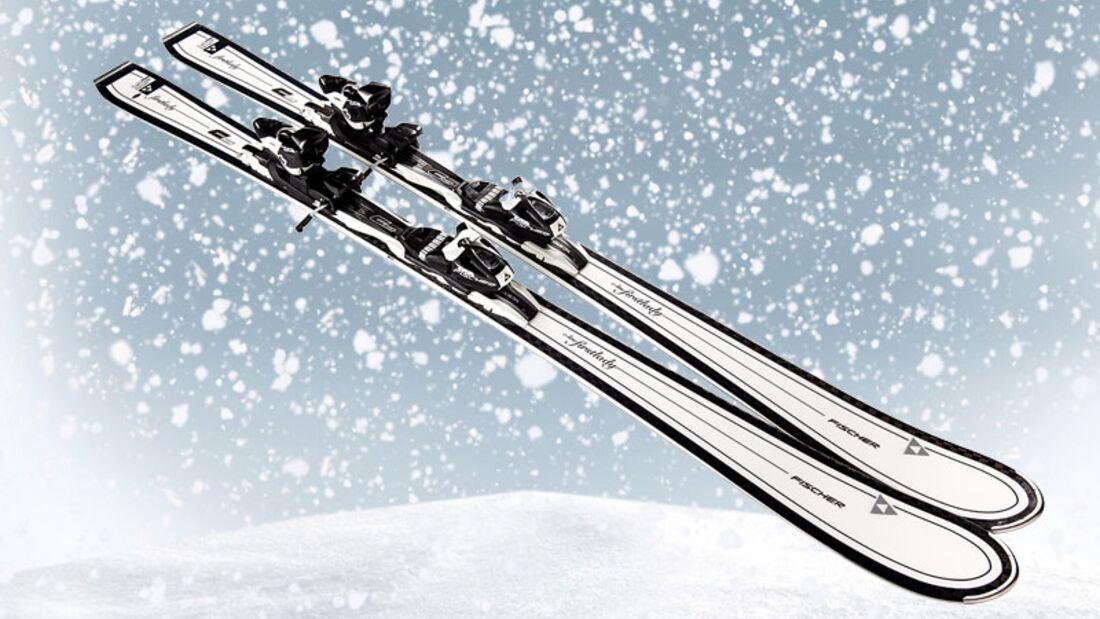 Ski von Fischer, zirka 600 Euro