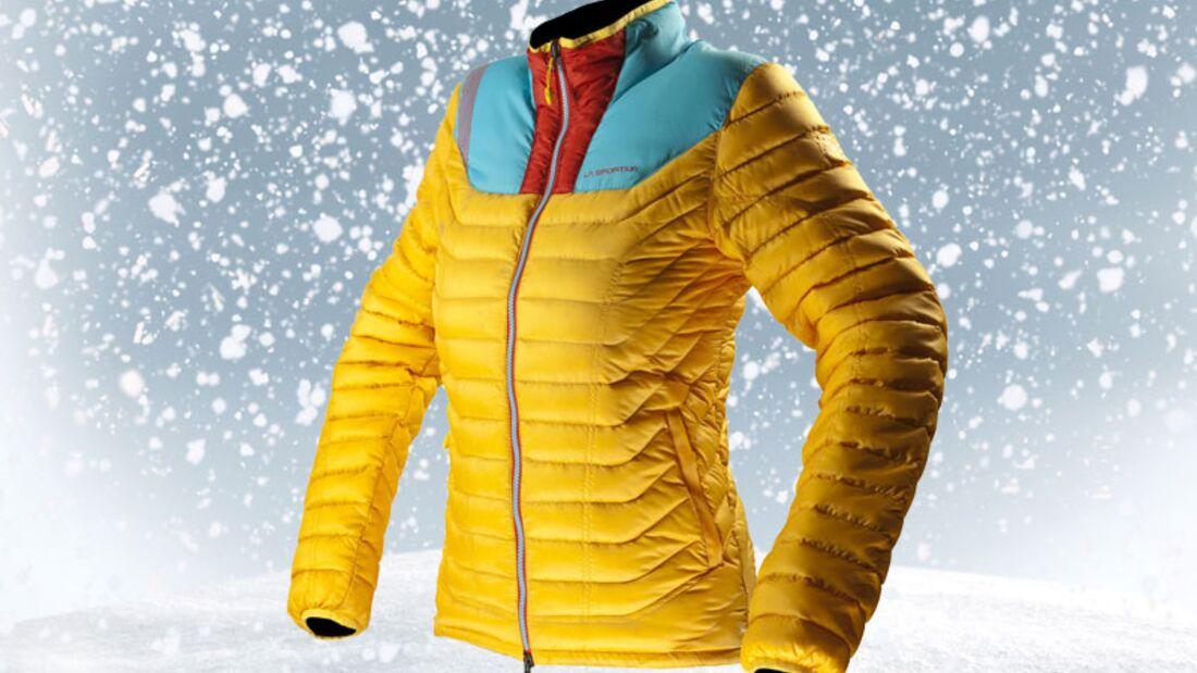 Skijacke von La Sportiva, zirka 260 Euro