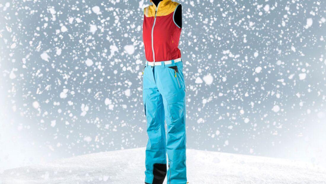 Skioverall von La Sportiva, zirka 400 Euro