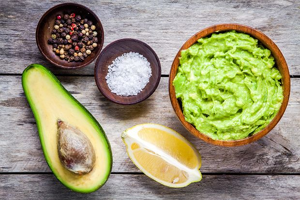 Snacks: Guacamole zum Dippen