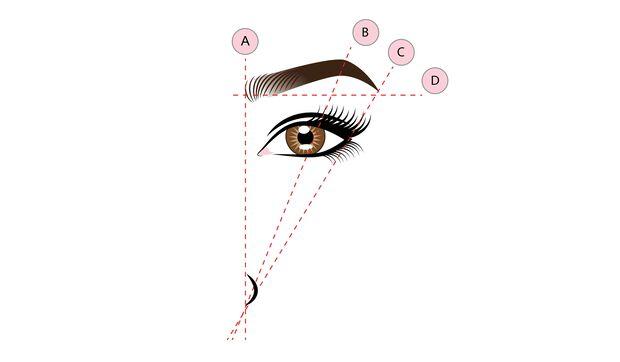 So finden Sie die perfekte Augenbrauenform