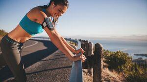So halten Sie beim Laufen länger durch